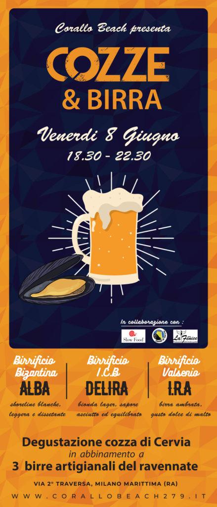 evento cozze e birra
