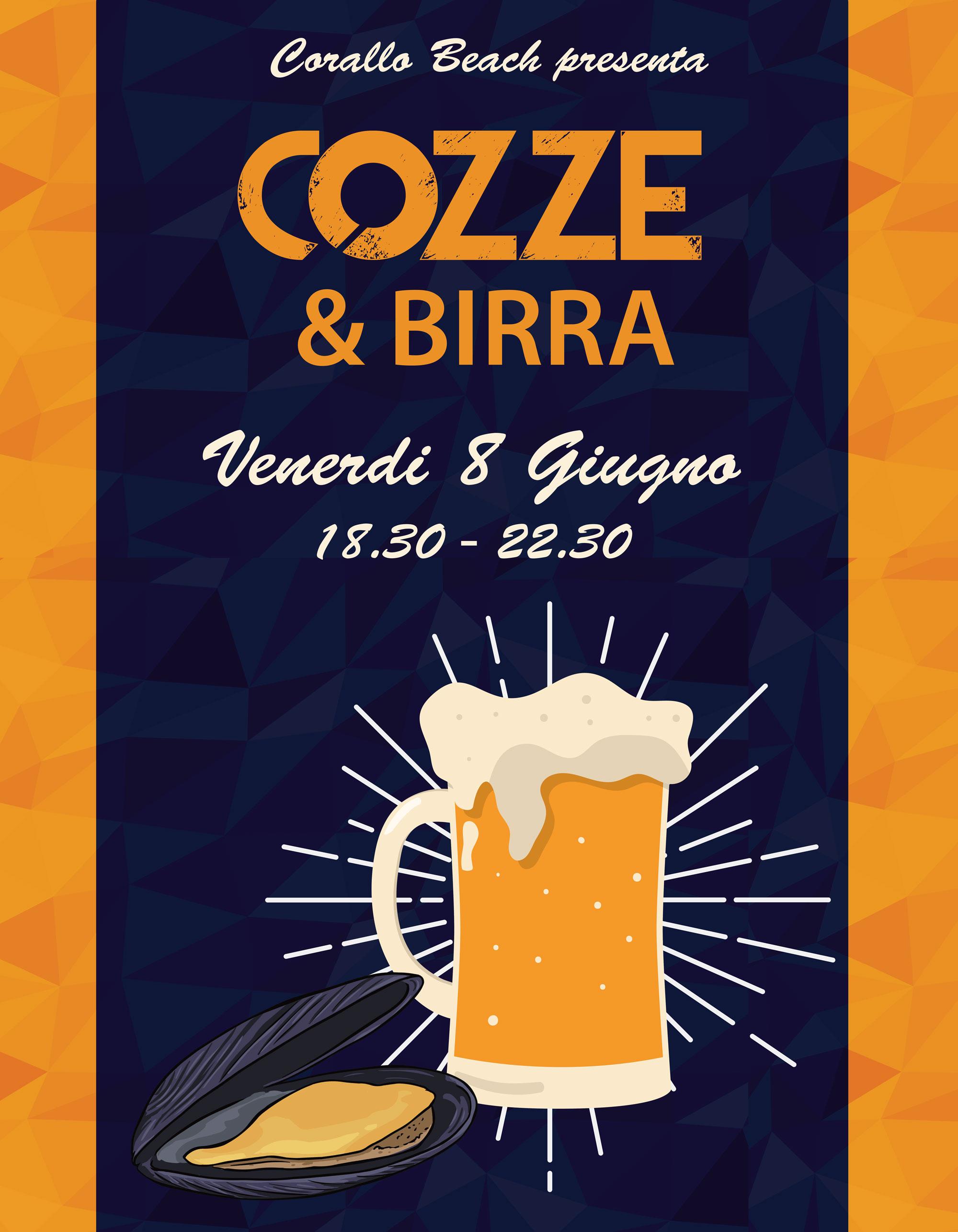 Cozze & Birra