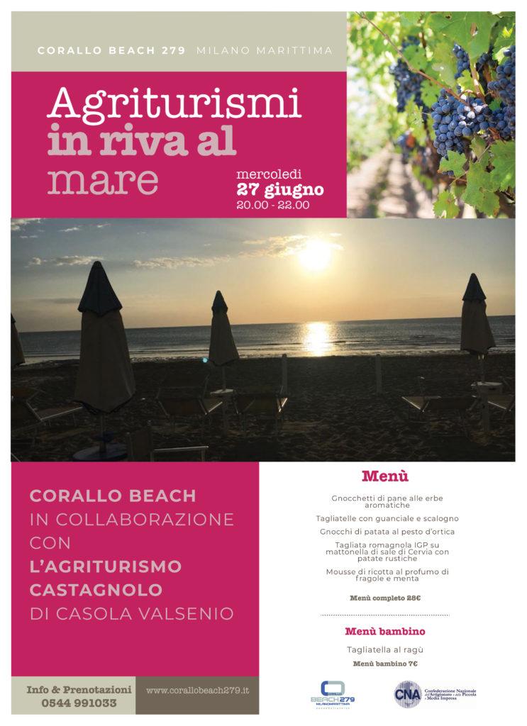 AGRITURISMO CASTAGNOLO